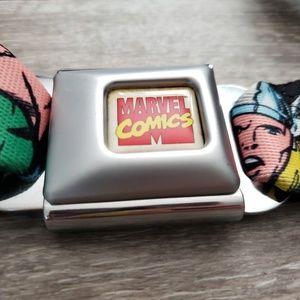 Super hero adj. Belt by buckle down